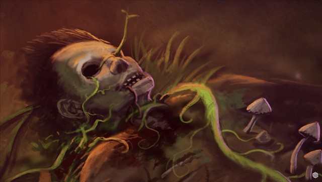 Unavowed - Vine Death