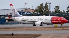 Finland Oulu Airport EI-FHS