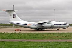 Ukraine Air Force Ilyushin Il-76MD 78820 TSE 27-05-18