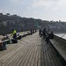 015-20180221_Gordano District-Somerset-Clevedon Pier-view SE from end of Pier back towards Clevedon town