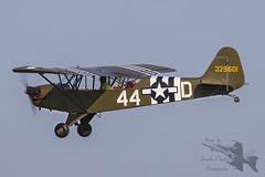 Piper J-3C-65 Cub 329601