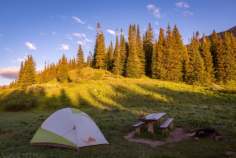 Cold Springs Campsite