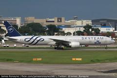 PH-BVD | Boeing 777-306ER | KLM Royal Dutch Airlines