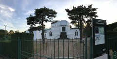 Does your commute take you past an observatory?