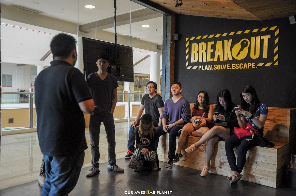 Breakout Alabang