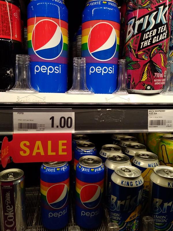 Pepsi Pride Edition