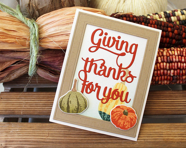 LizzieJones_PapertreyInk_August2018_SimplyGourd-eous_SayItSimplyDie_GivingThanksCard