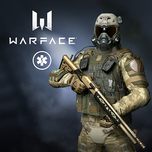 Warface: Medic Early Access pack