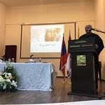 Mgr Yeghiayan welcoming Vassula
