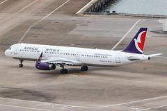 AIR MACAU A321-200(WL) B-MCA 003