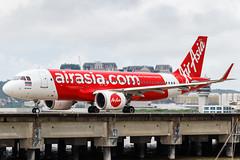 THAI AirAsia A320neo HS-BBZ 0011