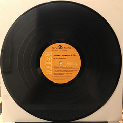 THE MAIN INGREDIENT:L.T.D.(RECORD SIDE-B)