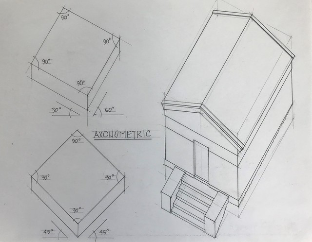 LESSON 04: Introduction to Architectural Drawings – 3-D
