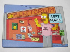 The Leftorium Magnet