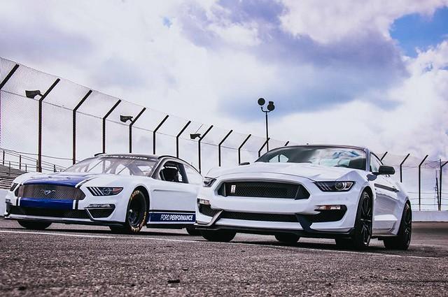 NASCAR Mustang