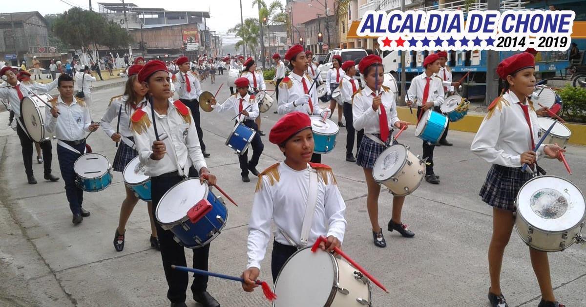 Avenida 14 de Agosto celebra 87 años de creación