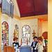 Hochzeit in der St. Playmo Kapelle