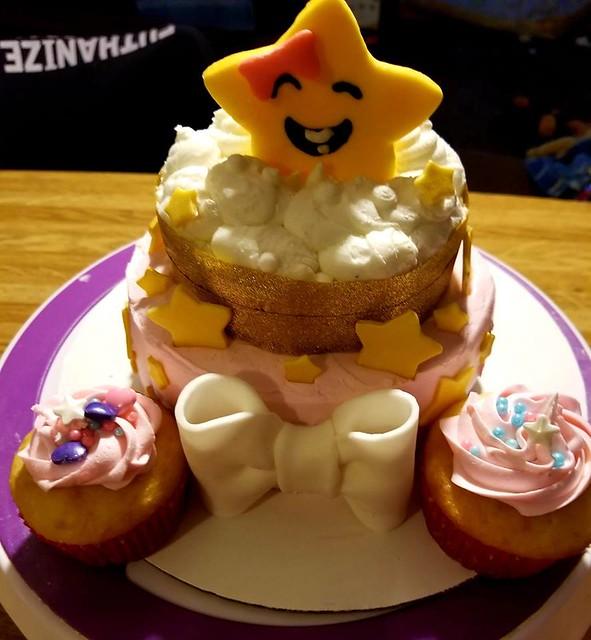 Cake by Lori Holmes Preisinger