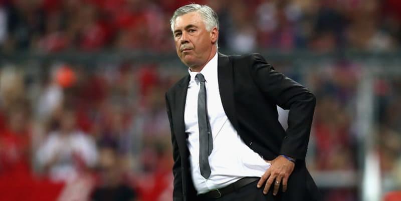 Napoli Dibantai Liverpool, Carlo Ancelotti Tidak Mau Larut Dalam Kesedihan