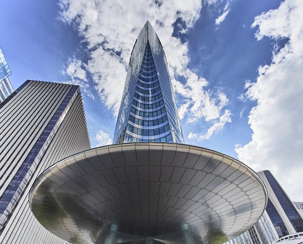 La Défense tour EDF