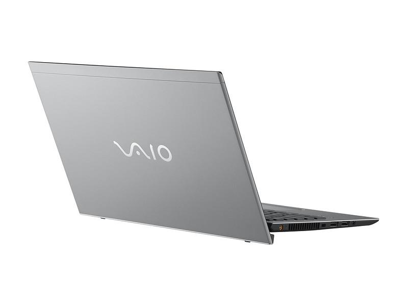 VAIO S13 - Silver - Left