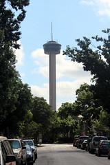 San Antonio - King William: Tower of the Americas