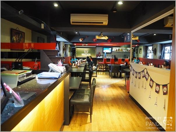 BANGLES班格斯西式餐館 (11)