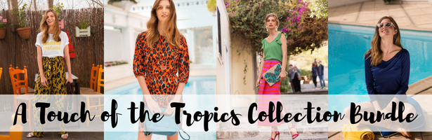 A Touch of the Tropics Collection