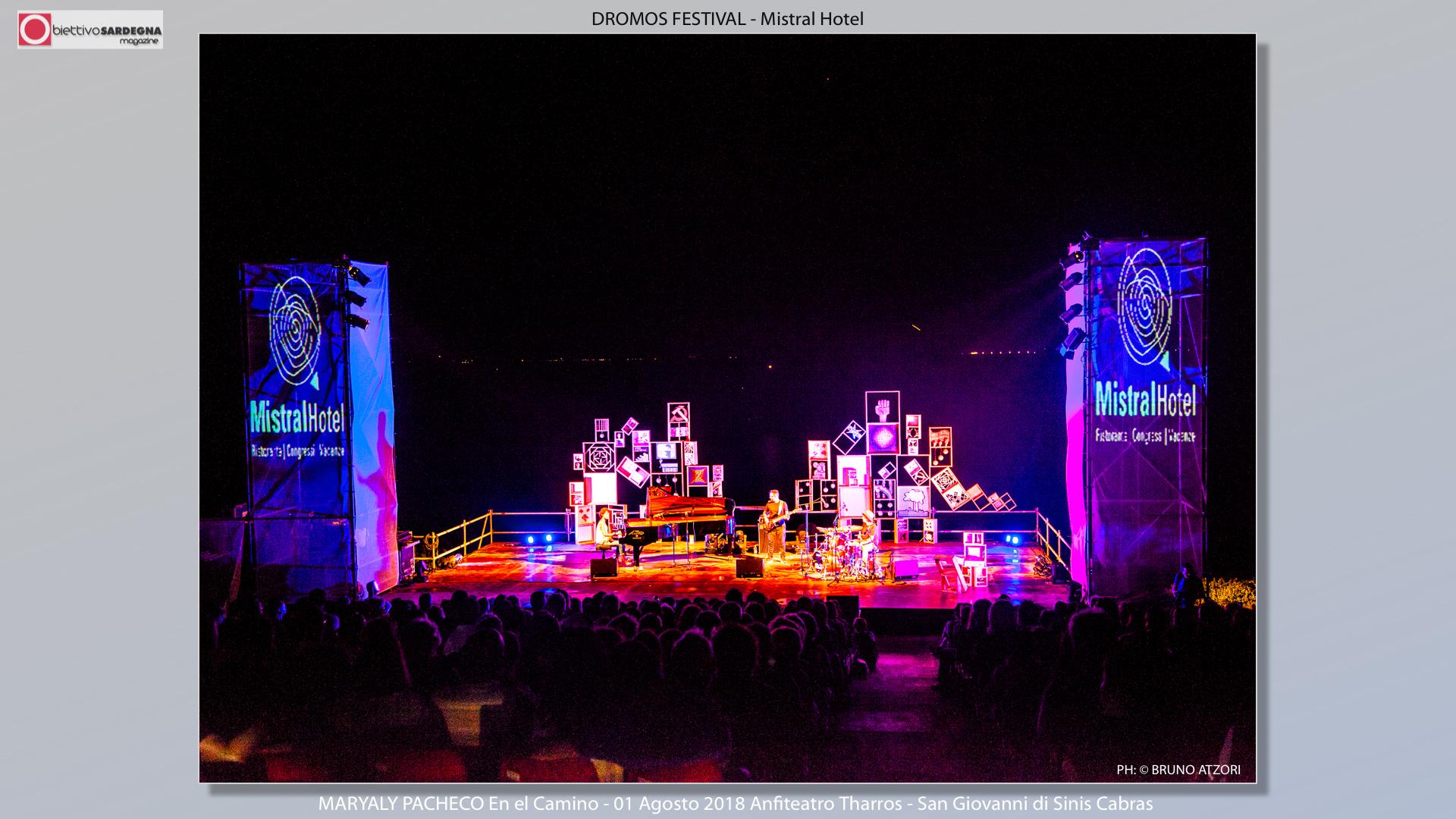 Dromos Festival - Marialy Pacheco En el camino