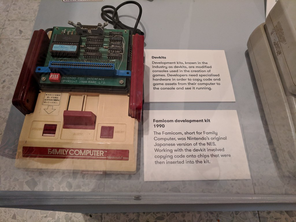 NA » RARE: From 8-bit to Xbox One - The Herbert Art Gallery