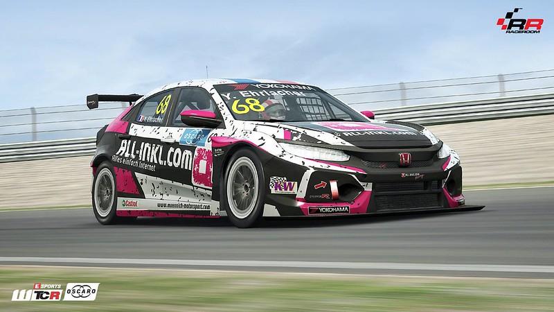 RaceRoom Honda Racing WTCR 4