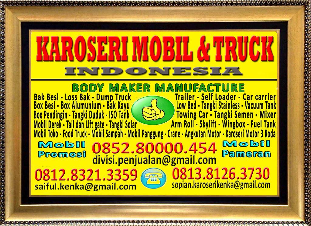 Logo Karoseri Indonesia - Thamrin - Saiful- Sopian