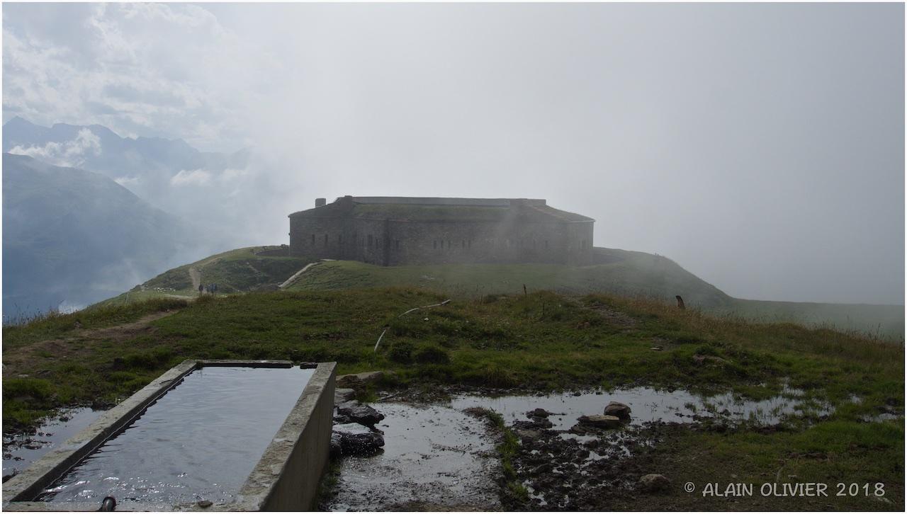 Lac du Mont-Cenis, Fort de Ronce et Lac Clair 29064314527_42768a4cd9_o