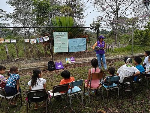 Bibliotecas Públicas por las veredas y los caminos de la paz