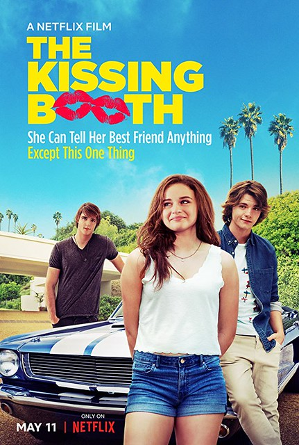 13 the kissing booth