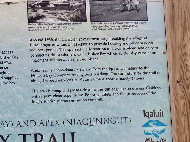 Apex to Iqaluit Walk - 32