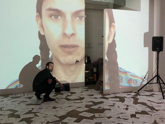 RU Exhibition: 'Tell It Like It Is', by Seán Hannan