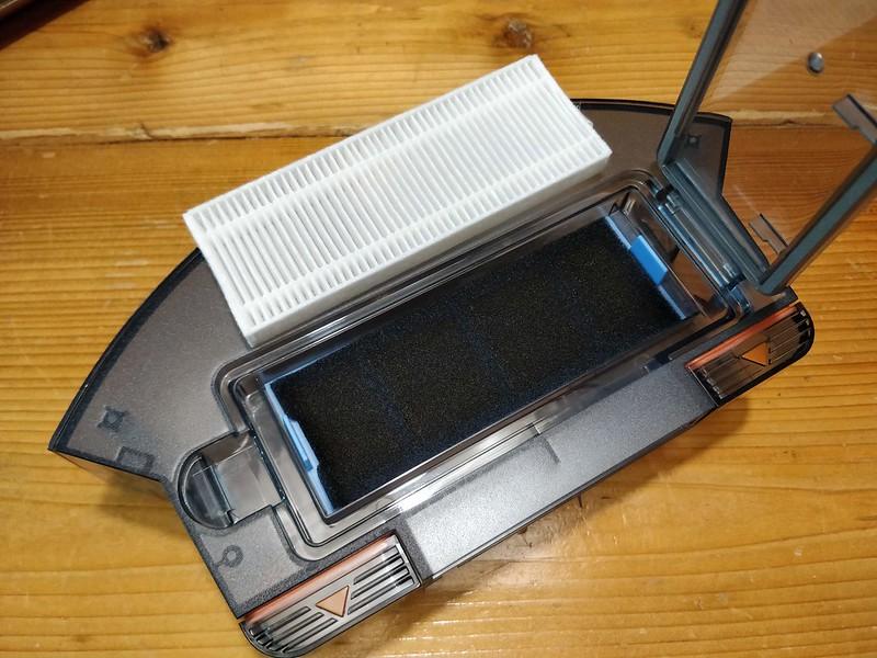 Diggro D300 ロボット掃除機 開封レビュー (32)