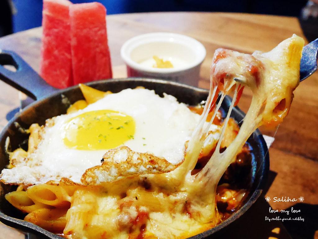 台北松山小巨蛋站quote333餐廳假日早午餐松露薯條吃到飽 (5)