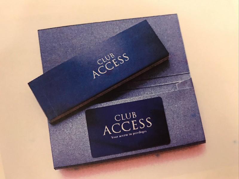 CLUB ACCESS