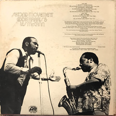 EDDIE HARRIS & LES MCCANN:SECOND MOVEMENT(JACKET B)