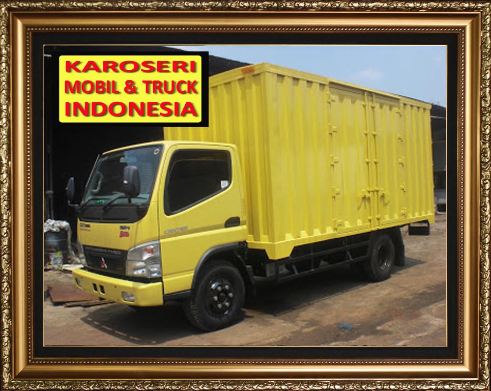 Karoseri Mobil & Truck Box Besi