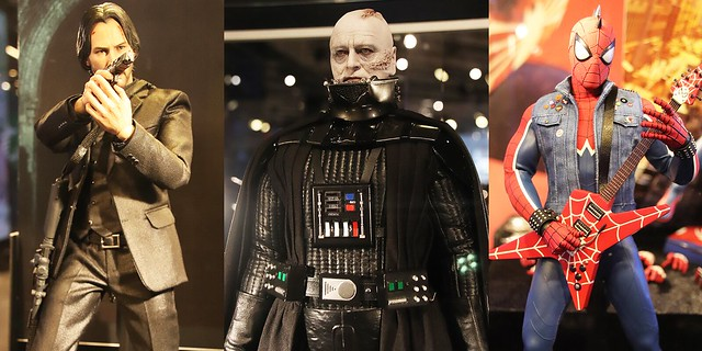 2018 Hot Toys Annual Exhibition in Taiwan