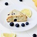 Lemon Blueberry Scones (GF)