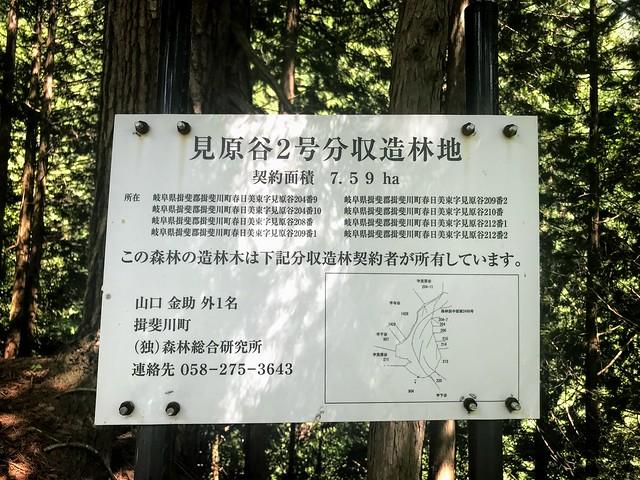 鎗ヶ先 寺本ルート 契約者