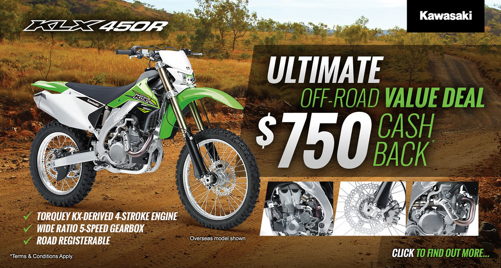 Ultimate Off Road Value Deal