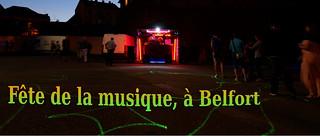 Fête de la musique 2018, Belfort, 21 Juin 2018