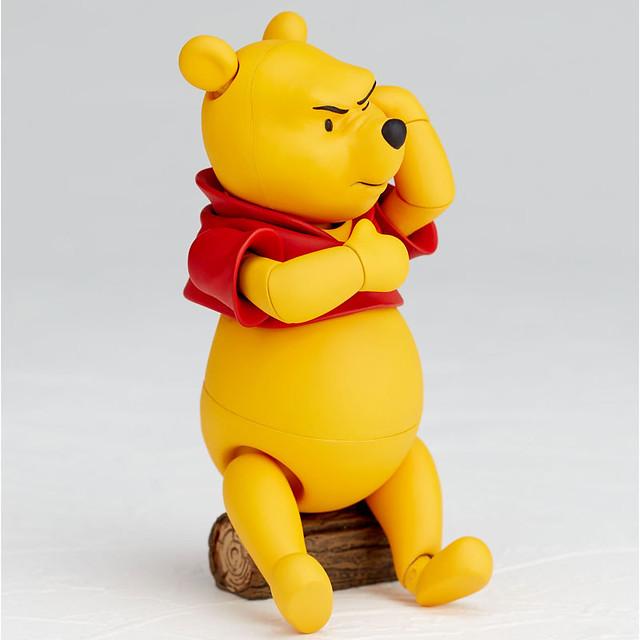 【官圖&販售資訊更新】FIGURE COMPLEX MOVIE REVO 《小熊維尼》愛吃蜂蜜登場!NO.011 WINNIE THE POOH