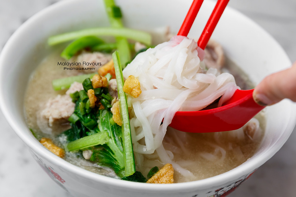 Liang You Ipoh Pork Kuay Tiao Noodles