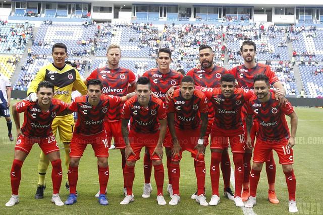 Puebla vs Veracruz 1-2 J4 AP18